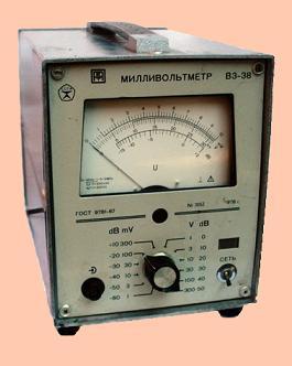 Милливольтметр в3 38 схема фото 144